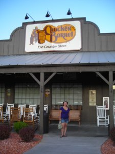 CRACKER BARREL!!