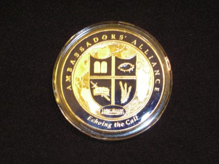 Ambassador's Academy #9 is...............